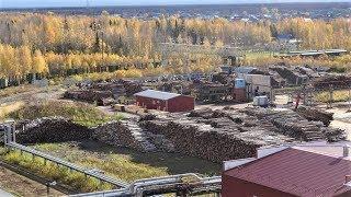 На месте завода МДФ в Мортке появится новое деревообрабатывающее предприятие