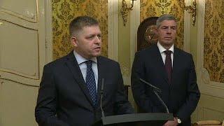 Новый виток политического кризиса в Словакии