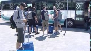 Подъём туристической отрасли в Калининградской области