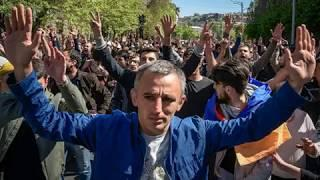 В результате столкновений на митинге в Ереване госпитализированы 46 человек