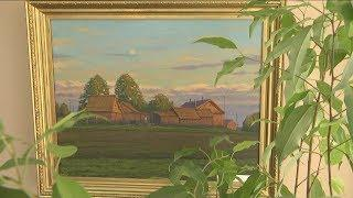 Од пинге. Выставка Бориса Занкина «Радость бытия»