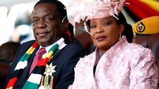 Зимбабве: присяга Мнангагвы