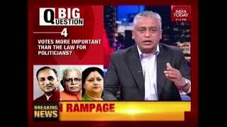 [ News Today ] Is Karni Sena Above The Indian Constitution ? | News Today With Rajdeep
