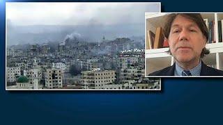 Омар Имади: Восточная Гута не решит проблем
