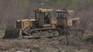 Губернатор раскритиковал ответственных за чистку рек