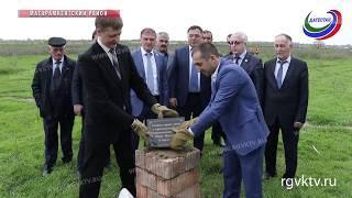 В Магарамкентском районе строится крупный оптово-распределительный центр
