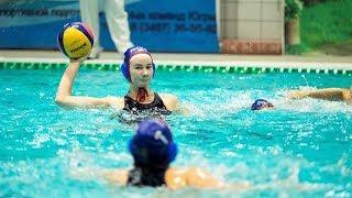 В Ханты-Мансийске пройдут игры Чемпионата России по водному поло