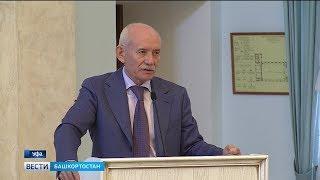 Рустем Хамитов встретился с кандидатами в депутаты