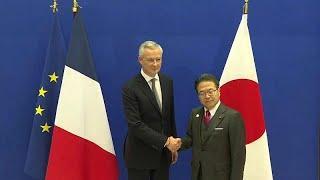 Франция и Япония подтвердили поддержку Renault-Nissan