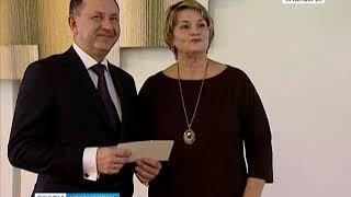 Новоизбранным депутатам Городского совета вручили мандаты