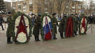 Ничто не забыто. Россия отметила день героев