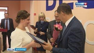 Михаил Музраев поздравил коллектив ГТРК «Волгоград-ТРВ» с предстоящим юбилеем