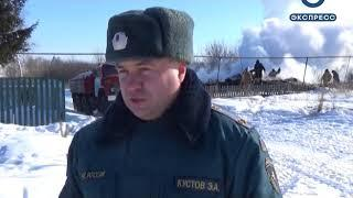 В Пензенской области с начала года в пожаре погибли 19 человек