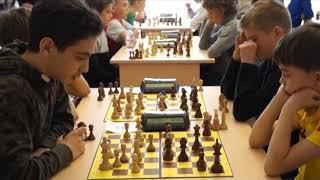 Открытый детский турнир по быстрым шахматам в Ярославле посвятили Дню России