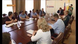 Сторонники партии Единая Россия обсудили актуальные вопросы отдыха детей во время летних каникул