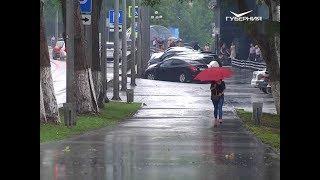 После недели дождей в Самарскую область придёт похолодание