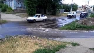 Коммунальный ручей на Чапаева/3-ий Крестьянский проезд