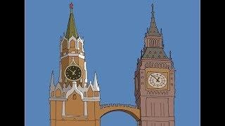 ✔  Доигрались: консульство Британии изгнано из Петербурга