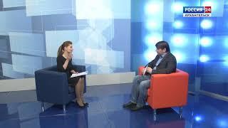 «Эксперт» — гость программы — врач Архангельского клинического онко-диспансера — Денис Уваров