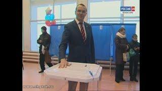 Глава Чувашии и депутаты Госдумы РФ одними из первых пришли на избирательные участки