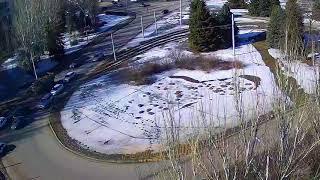 ДТП (авария г. Волжский) ул. Карбышева ул. Энгельса 10-02-2018 12-58