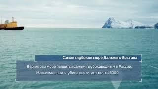 Самое большое море Дальнего Востока