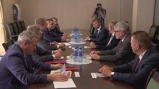 Власти Башкирии обсудили ход подготовки к Международным детским играм
