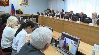 В Ставрополе прошло заседание Общественного совета при губернаторе края по вопросам ЖКХ.