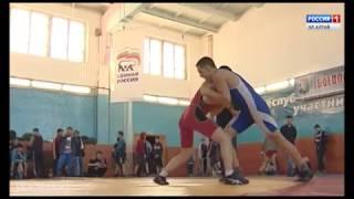 Выявлены победители турнира по греко-римской борьбе