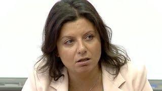 Маргарита Симоньян встретилась со студентами журфака КубГУ