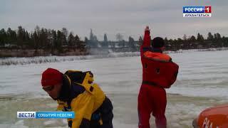 Сегодня на Северной Двине закрывают все ледовые переправы