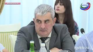 В столице Дагестана обсудили вопросы обеспечения безопасности электроснабжения