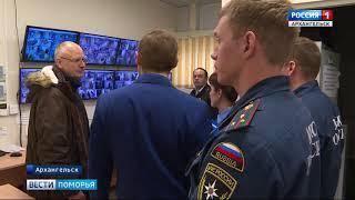 В Архангельске продолжаются проверки торговых центров