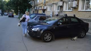 В Липецке не хватает парковок