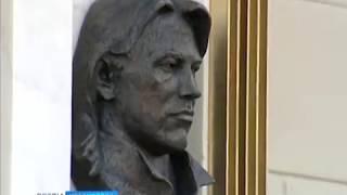 В Красноярске открыли первую памятную доску Хворостовского