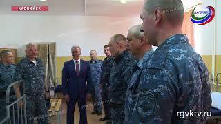 В Дагестане с рабочим визитом находится врио губернатора Красноярского края