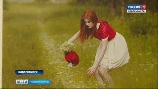 В Новосибирске открылась выставка «сказочного» фотографа