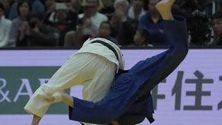 Сборная Японии лидирует на турнире Большого Шлема по дзюдо в Осаке…
