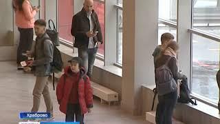 В калининградском аэропорту «Храброво» встретят двухмиллионного пассажира