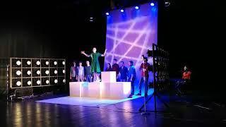 Спектакль #Чёстихи театра «Июльансамбль»