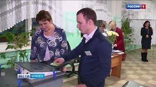 Итоги выборов на Брянщине