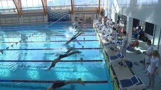 2 день Чемпионата ПФО по плаванию