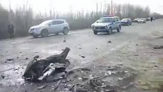 Под Усинском произошло смертельное ДТП