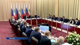 Рустэм Хамитов принял участие на заседании Совета Безопасности России