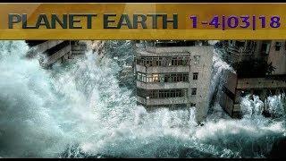 Что произошло и случилось сегодня на земле? 1-4/03/18  What happened today on earth? Посмотрим?