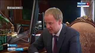 Виктор Томенко рассказал, что не настроен на революционные преобразования