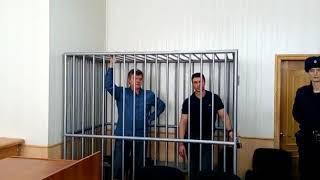 Оглашение приговора Хризману и Чудову в Хабаровске-2