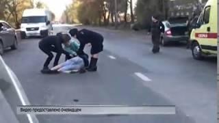 В Ярославле автомобиль сбил пешехода