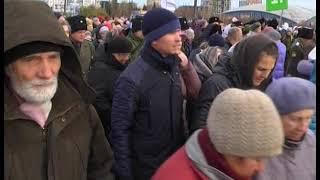 В честь Казанской иконы Божией Матери в Челябинске прошел крестный ход
