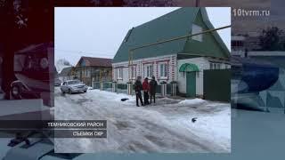 Житель Темникова пытался выдать убийство за ДТП